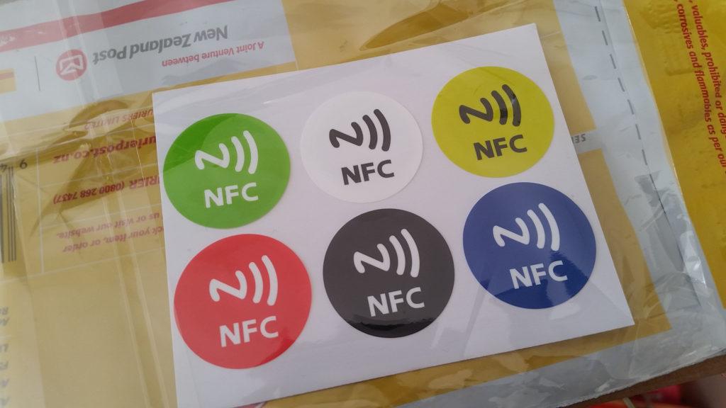 NFC. UNA TECNOLOGÍA A EXPLOTAR POR LOS EVENTOS