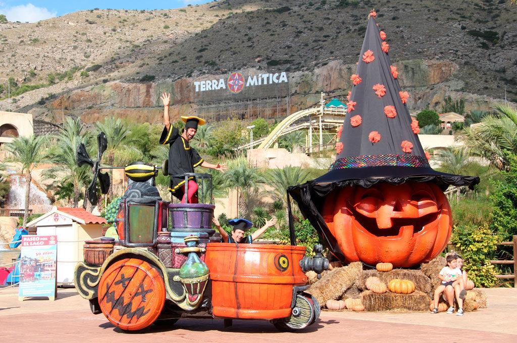 calabaza halloween terra mitica