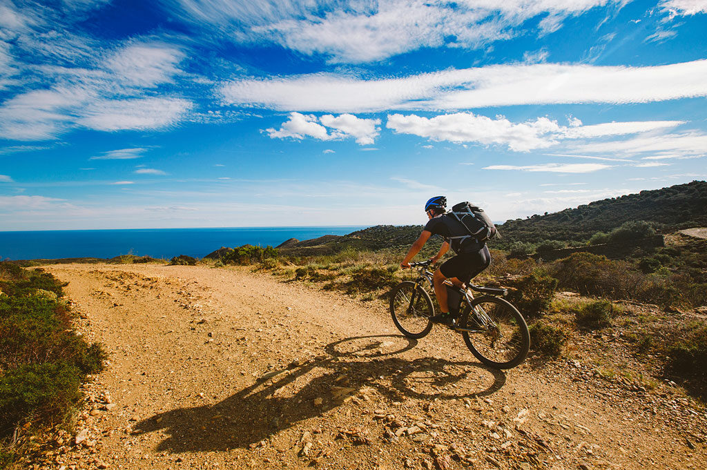 rutas mountain bike en benidorm
