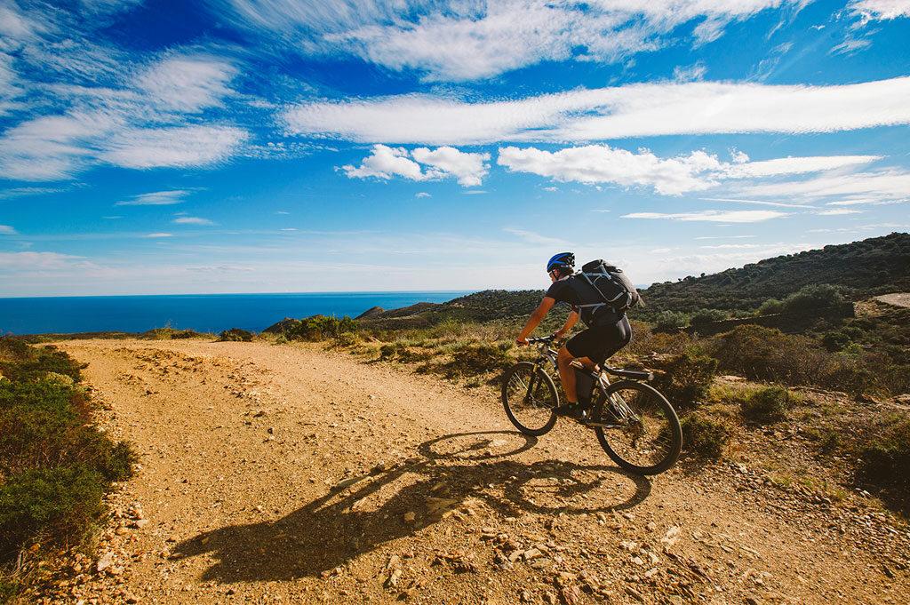 rutas mountain bike en benidorm