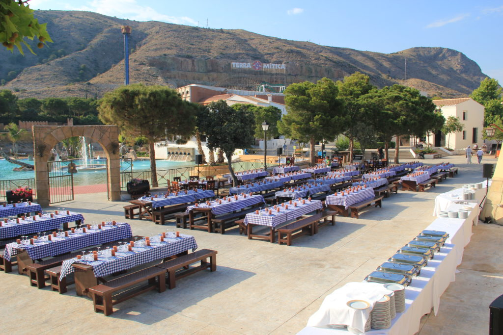 fiesta española eventos terra mitica